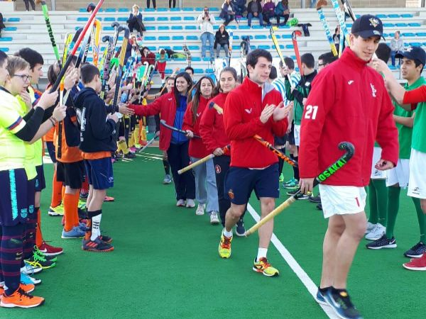 2n Clínic BBVA Hockey Plus
